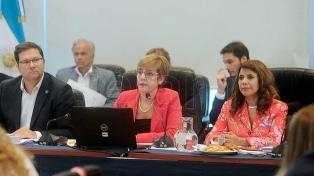 Un plenario de comisiones debate con especialistas el nuevo sistema de responsabilidad penal juvenil