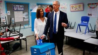 Boca de urna: Gantz gana, pero Netanyahu alcanza la mayoría