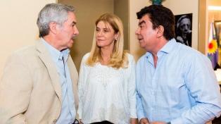 Solá se reunió con referentes del PJ de La Matanza