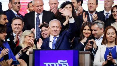 Se esperan los resultados finales que confirmen la victoria de Netanyahu