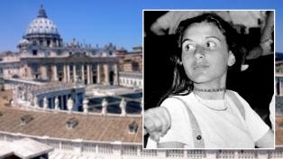 El Vaticano inicia la primera investigación sobre Emanuela Orlandi a 35 años de su desaparición