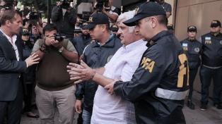 Samid seguirá preso en Ezeiza mientras resuelven su excarcelación