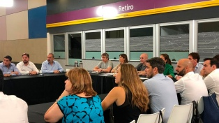 En mayo se inauguran las estaciones Correo Central, Catalinas y Retiro del Subte E