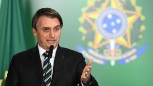 Bolsonaro criticó un fallo de la Corte sobre homofobia y propuso nombrar a un activista evangélico