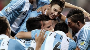 Argentina goleó a Paraguay y clasificó a la Copa del Mundo