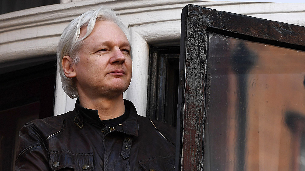 La Fiscalía cierra la causa por violación contra Assange