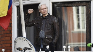 Liberan a informático sueco vinculado con Assange