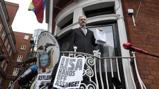 Assange se enfrenta a cinco años de prisión en EE.UU.