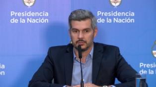 La fragilidad es política, no económica, y Macri volverá a ganar, dijo Marcos Peña