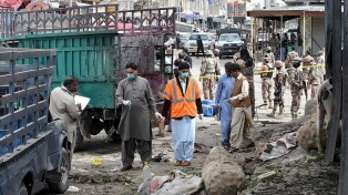 Un ataque con bomba en un mercado deja al menos 20 muertos