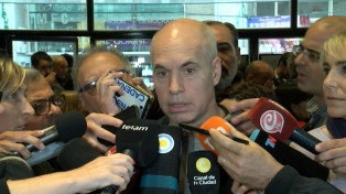 """Rodríguez Larreta: """"Que suscriban todos el acuerdo sería una señal de madurez política"""""""