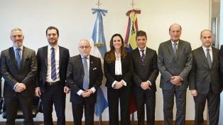 La Argentina oficializó a la embajadora de Guaidó y le entregó sus credenciales