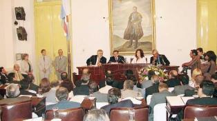 El proyecto de Ley de Lemas del PJ pasó a comisión en Diputados