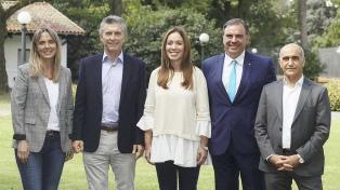 """Luis Otero y su primera vez en Olivos como candidato: """"Lo vi muy seguro a Macri"""""""