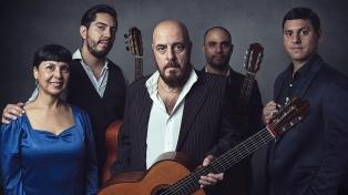 Daniel Yaría: un rockero que rescata el tango de guitarras de la década del 20