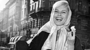A los 83 años murió Bibi Andersson, una de las musas del director sueco Ingmar Bergman