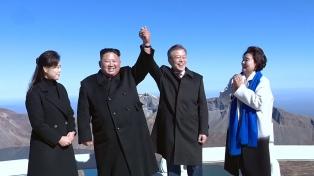 Pyonyang celebra avances y critica presiones de EE.UU. en el aniversario de cumbre intercoreana