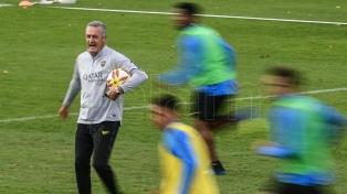 Buffarini y Mas volverían a ser titulares en Boca ante San Lorenzo