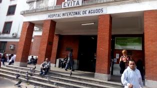 Una adolescente de 13 años fue abusada sexualmente por un hombre en el Hospital Evita