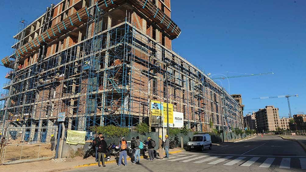 La venta de materiales para la construcción creció 12,7% en noviembre