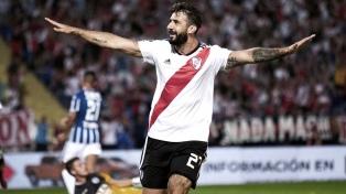 "Gallardo: ""Pratto corre desde atrás para jugar contra Cruzeiro"""