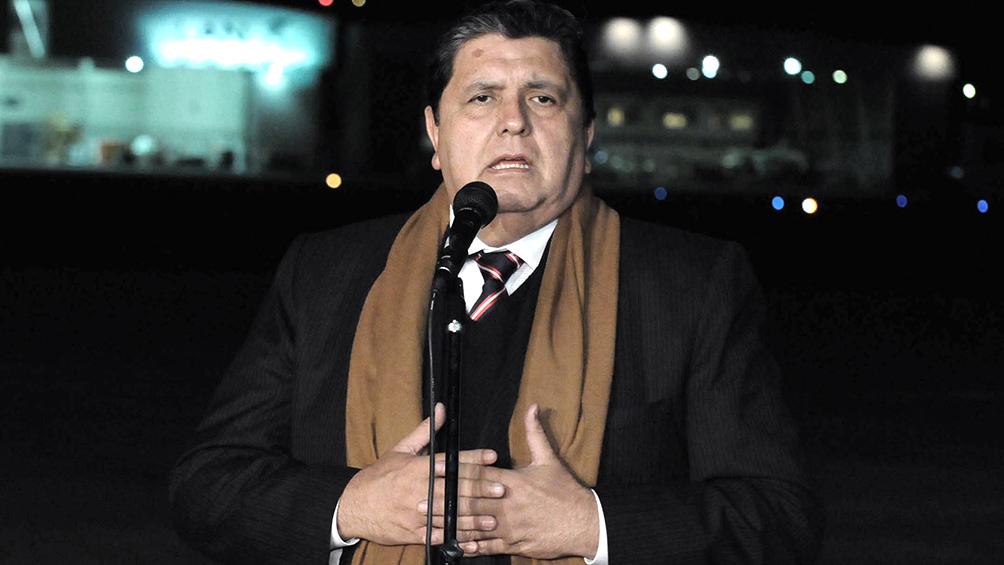 """Alan García dejó una carta antes de suicidarse """"para no sufrir injusticias"""""""