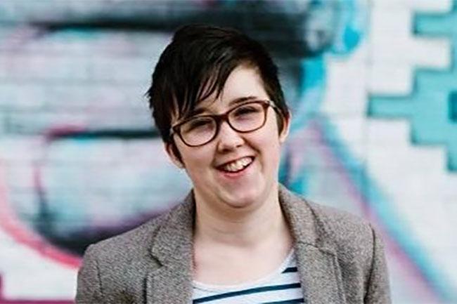 Culpan al Nuevo IRA por la muerte de una periodista en disturbios cerca de la frontera