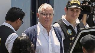 Piden anular el beneficio de la prisión domiciliaria al ex presidente Kuczynski