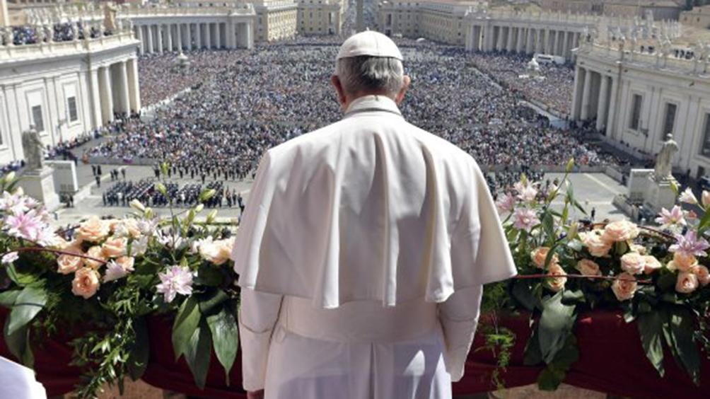 El Papa rezará el ángelus vía streaming por el coronavirus