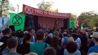En una semana fueron detenidas 831 personas por las protestas ecologistas