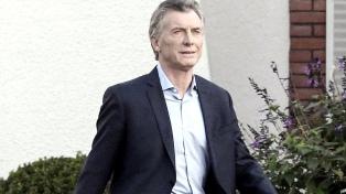 """Macri convocó a """"desafiar el presente"""" y dejar la """"parálisis ante la incertidumbre electoral"""""""
