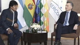 Macri recibe a empresarios por Precios Esenciales y a Evo Morales
