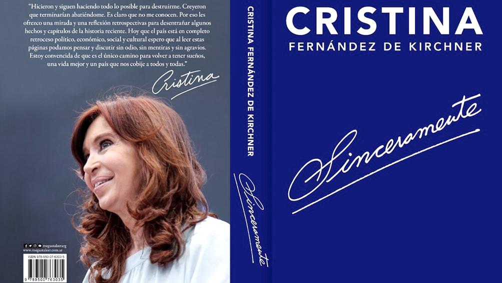 Urribarri, en el libro de Cristina