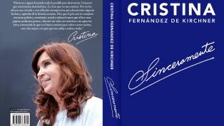 """En su libro, Cristina Kirchner dice que Macri es """"el caos"""" y que ella no llegó pobre a la función pública"""