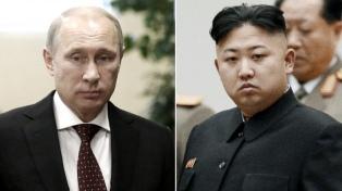 Putin y Kim Jong-un se reunirán el jueves en Vladivostok