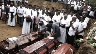 SRI LANKA: Por temor a nuevos atentados, celebran misas por televisión