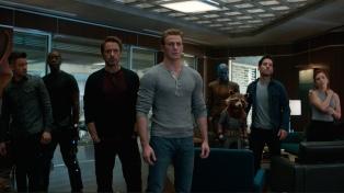 """Pasado y futuro en """"Avengers: Endgame"""", la """"saga infinita"""""""