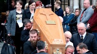 El crimen de la periodista McKee acerca a Dublín y Londres