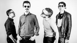 Bigger apuesta a la mezcla del rock con la electrónica en su nuevo disco