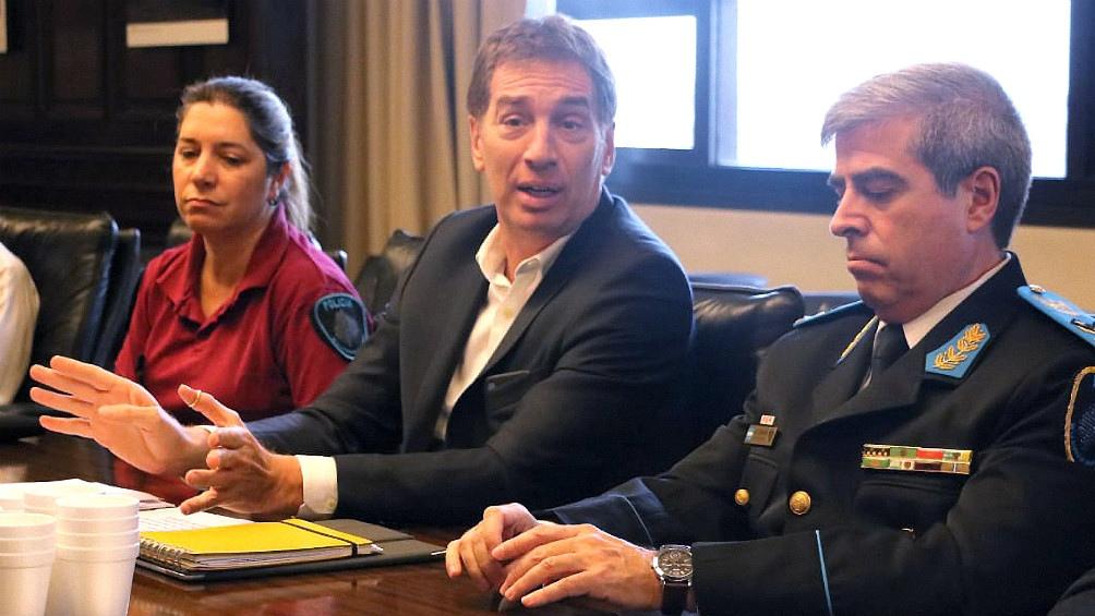 """Santilli: """"No tenemos dudas, Macri es el candidato a Presidente"""""""