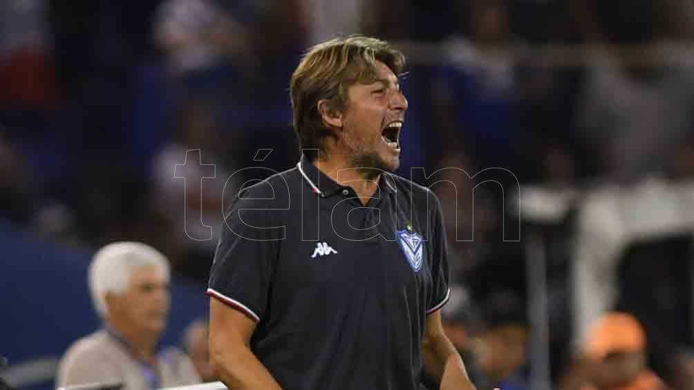Heinze anunció que dejará de ser técnico de Vélez