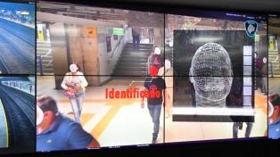 Ya hay siete detenidos por el nuevo sistema de reconocimiento facial