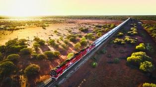 Una recorrida sobre rieles para descubrir los paisajes australianos