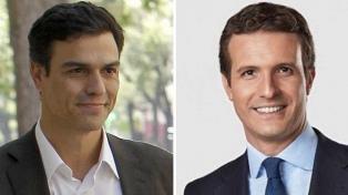 Cierre de campaña: Sánchez llama a frenar a la extrema derecha y Casado integra a Vox