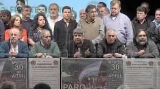"""El Frente Sindical anunció su """"apoyo y acompañamiento"""" a la fórmula Kicillof-Magario"""