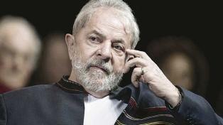 """Lula: Bolsonaro está """"enfermo"""" si cree que los problemas se resuelven con armas"""
