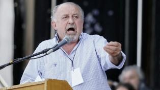 """""""El ataque a Moyano es un ataque a todos los trabajadores"""", dice Yasky"""