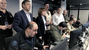 El Ministerio de Seguridad hizo una denuncia para investigar hechos de violencia