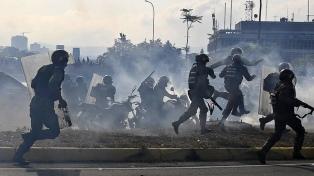 """Según Amnistía, hay """"violación masiva"""" de derechos humanos"""