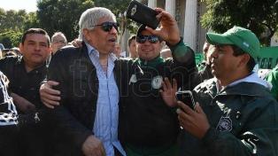 "Para Moyano, la fórmula Alberto Fernández-Cristina Kirchner ""suma más voluntades"""